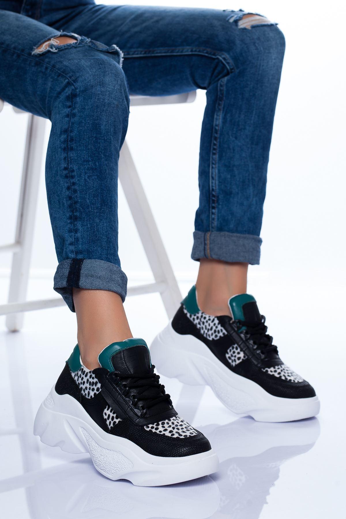 Tierra Spor Ayakkabı SIYAH