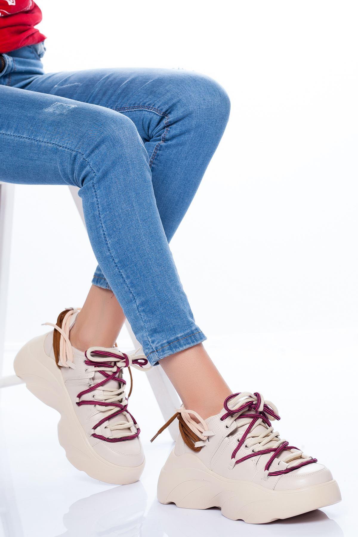 Nina Spor Ayakkabı TEN