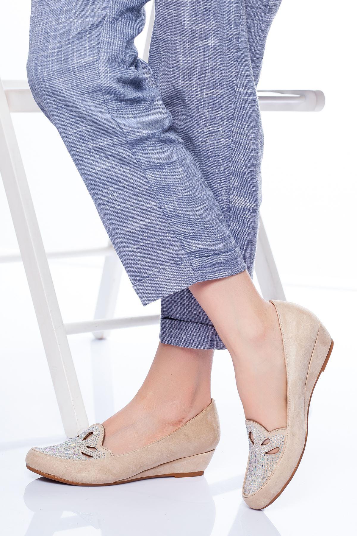 Otilla Babet Ayakkabı TEN SÜET