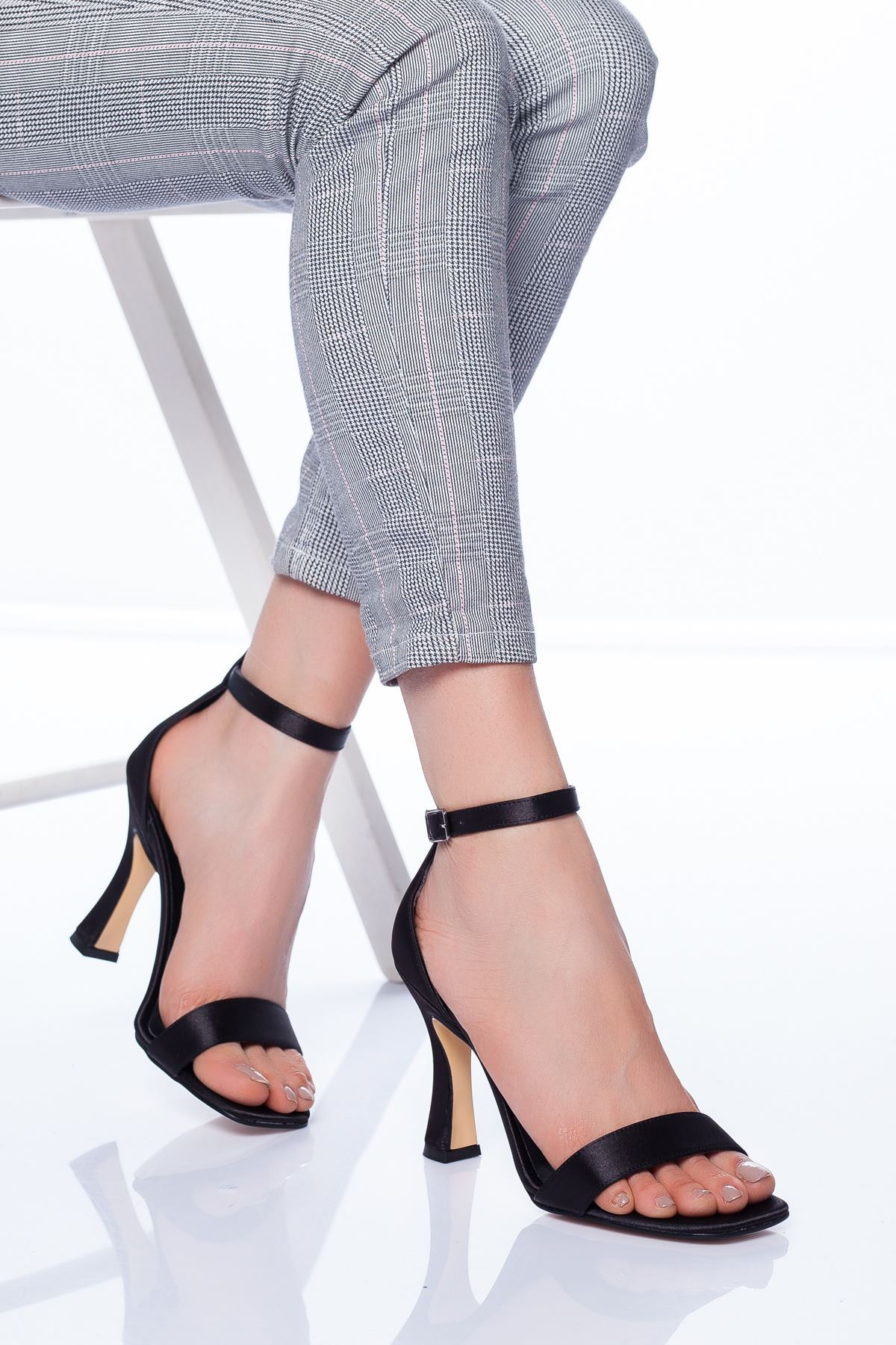 Freda Topuklu Ayakkabı SIYAH