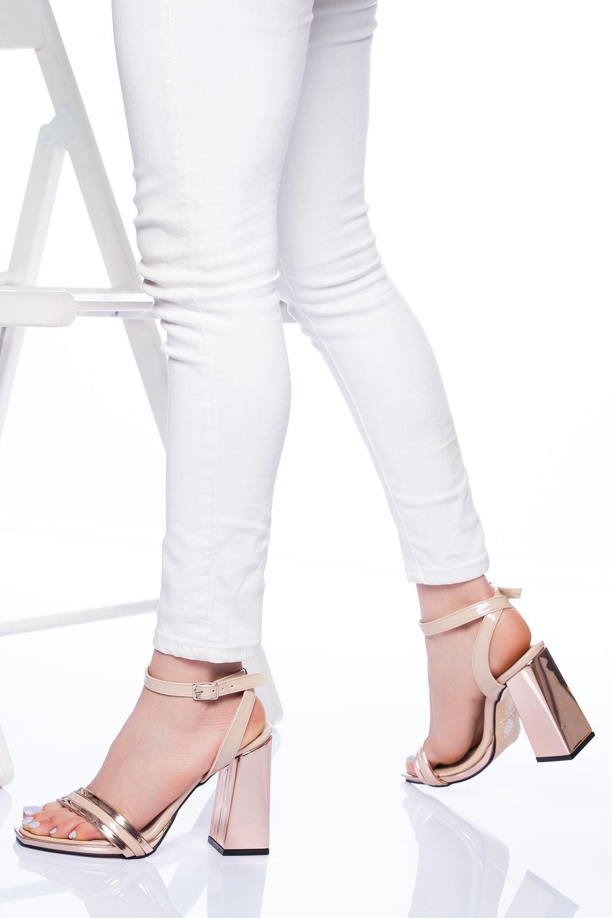 Paris Topuklu Ayakkabı ROSE