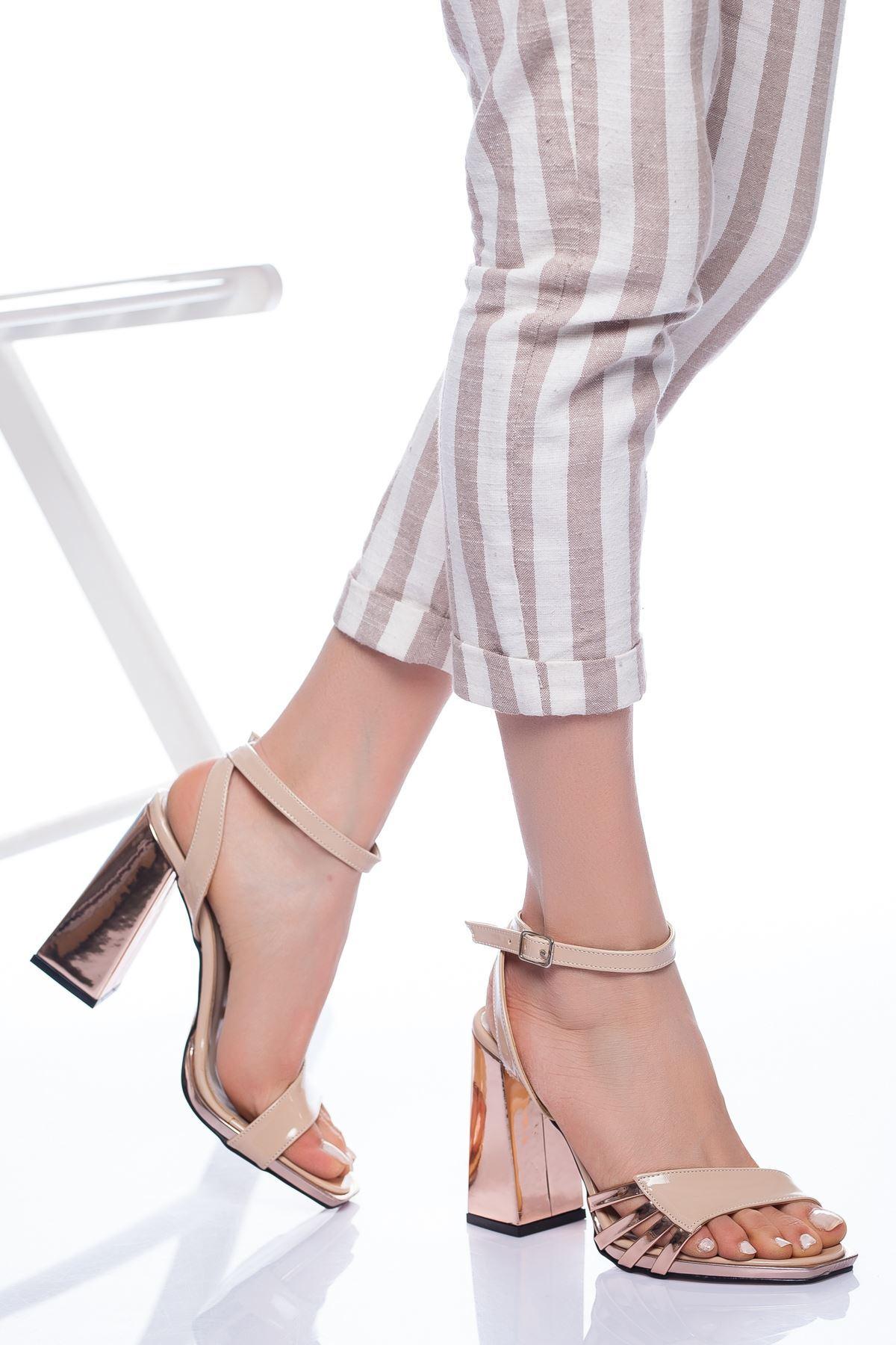 Amari Topuklu Ayakkabı ROSE