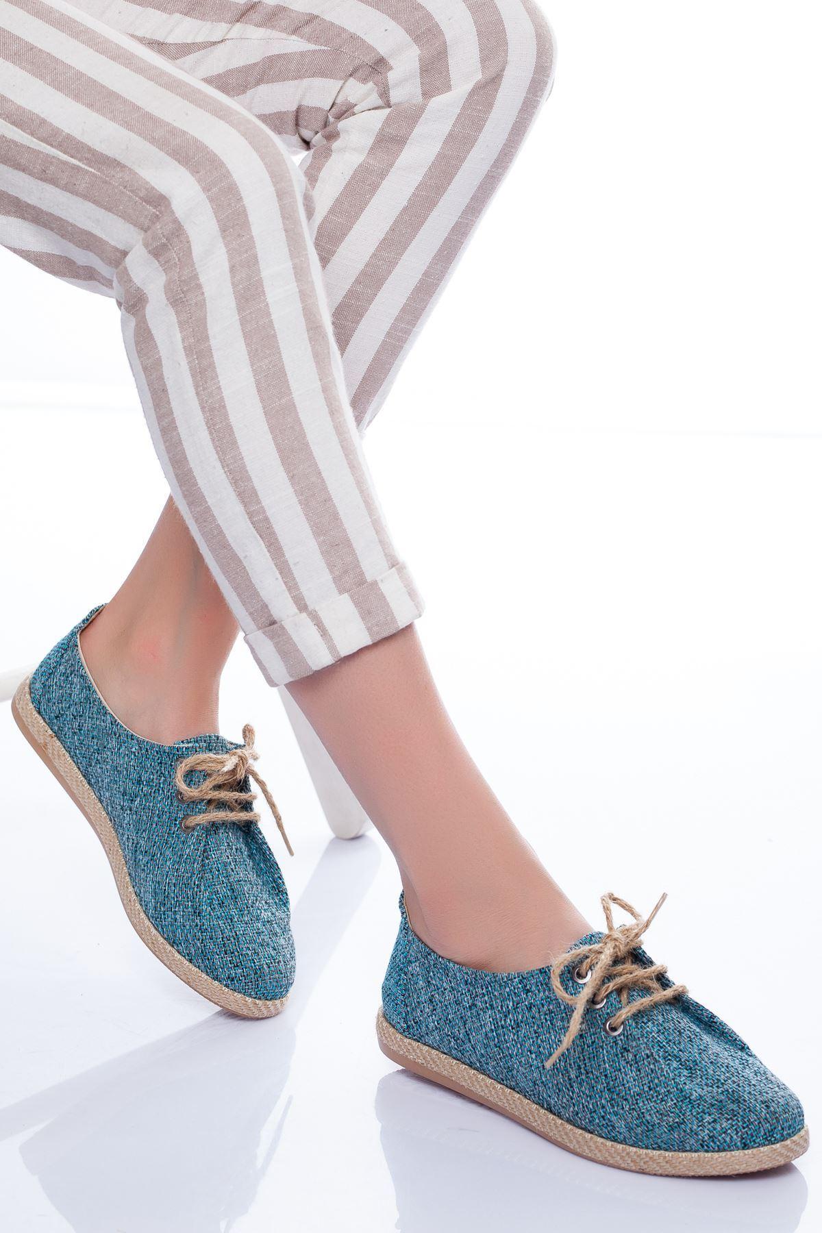Emily Spor Ayakkabı TURKUAZ
