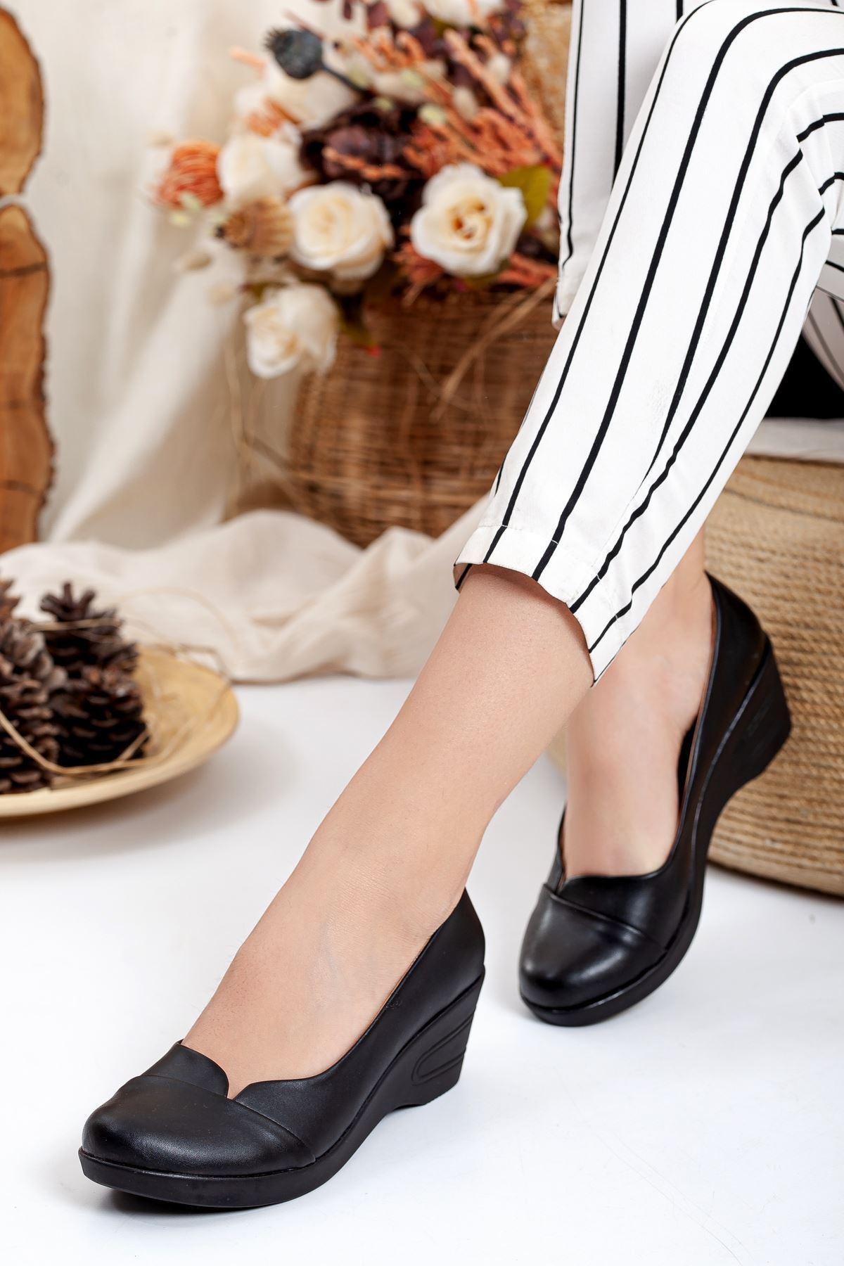Hena Günlük Ayakkabı SIYAH