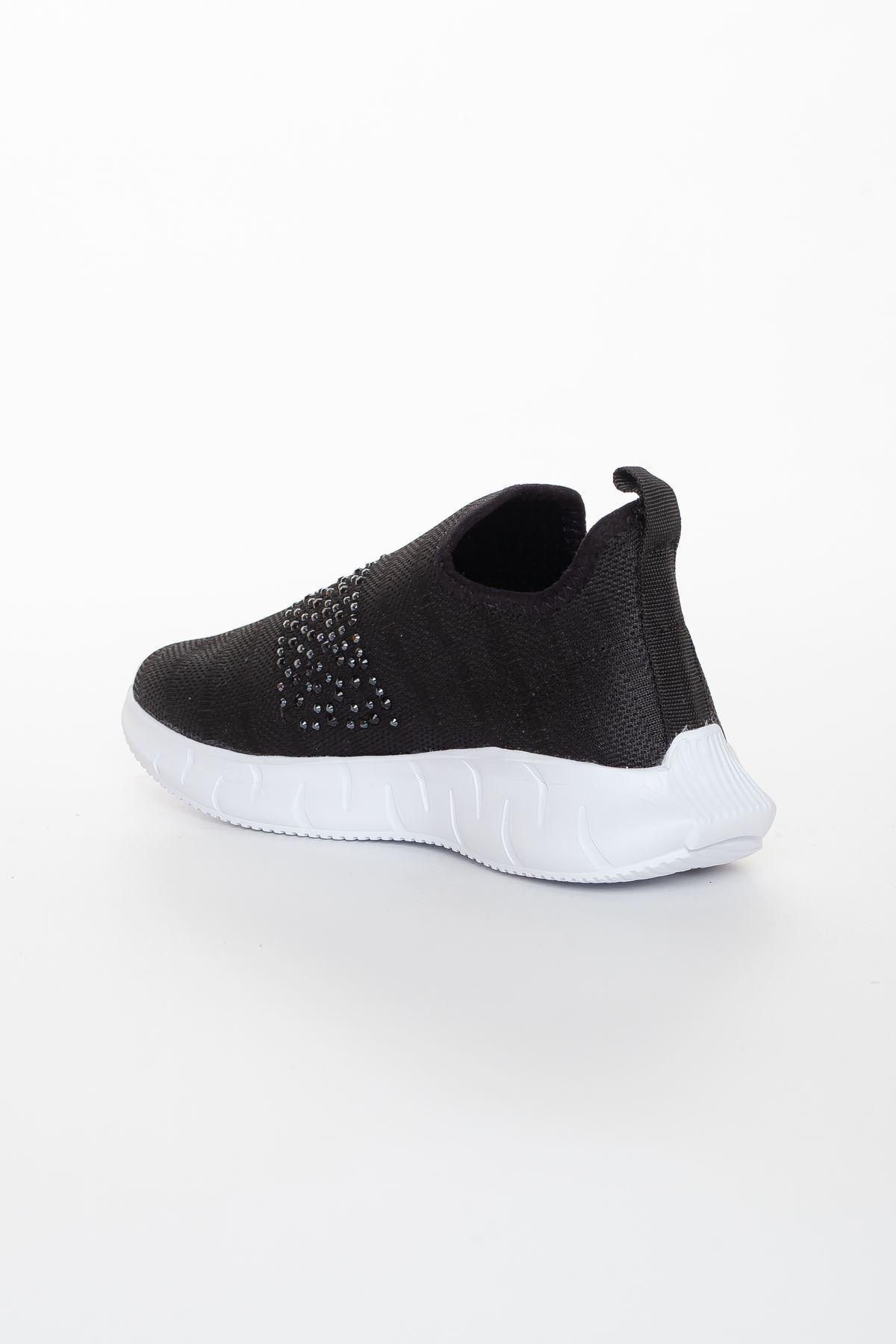 Torni Spor Ayakkabı SIYAH
